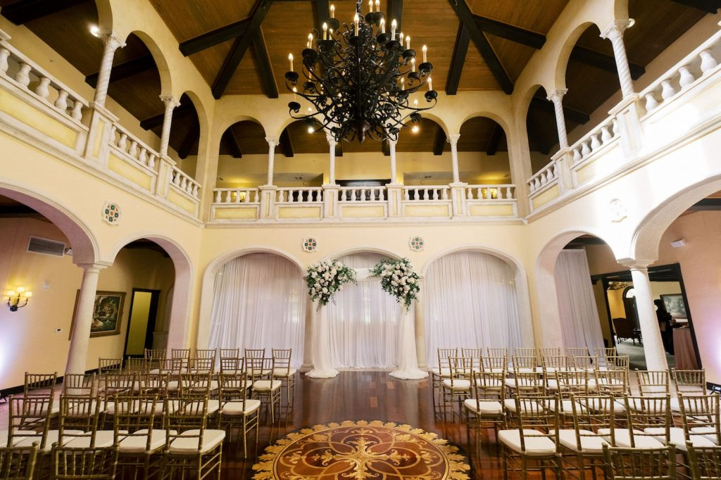 Avila Golf and Country Club Wedding Venues in Tampa, FL