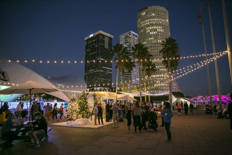 Tampa Holiday Season and New Year's Events