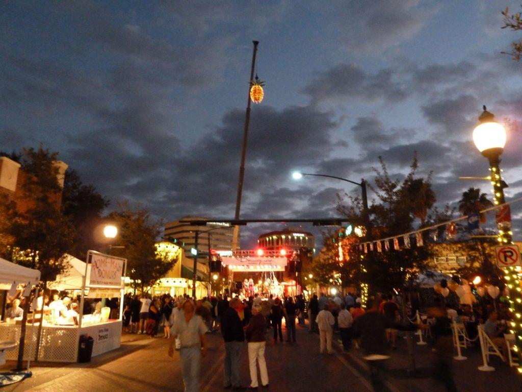 New Year's Eve Fiesta tampa bay